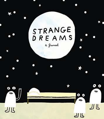 Chronicle Books Strange Dreams Journal