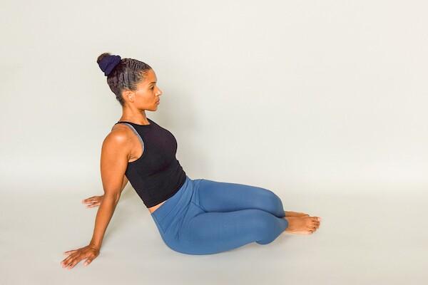 Windshield wipers yoga pose