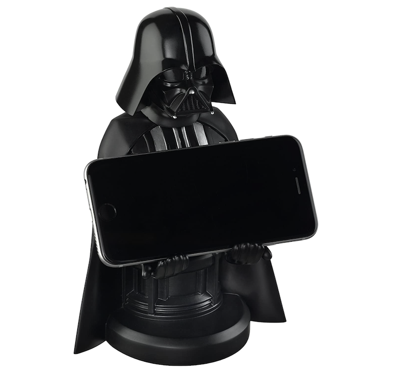 Sith Lord Darth Vader Cable Guy Phone and Controller Holder