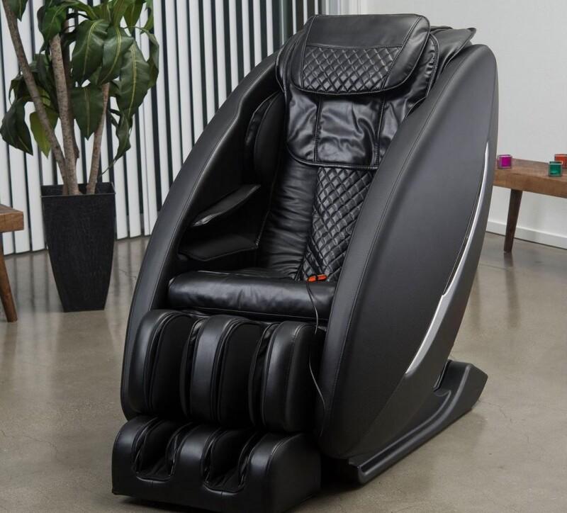 Ji Zero Wall Heated L-Track Massage Chair