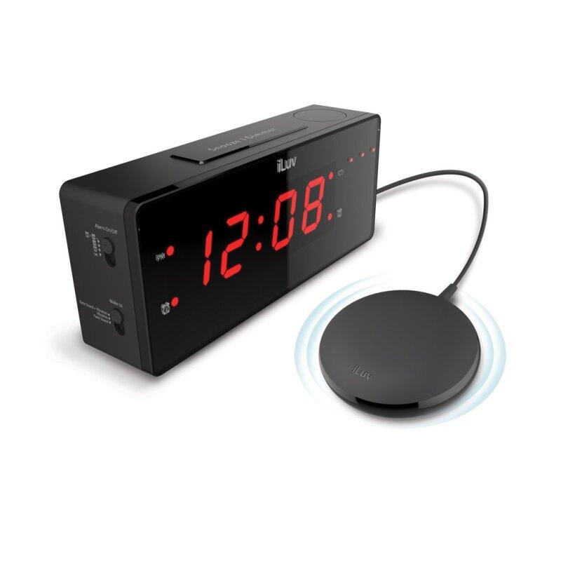 ILuv Time vibrating alarm clock