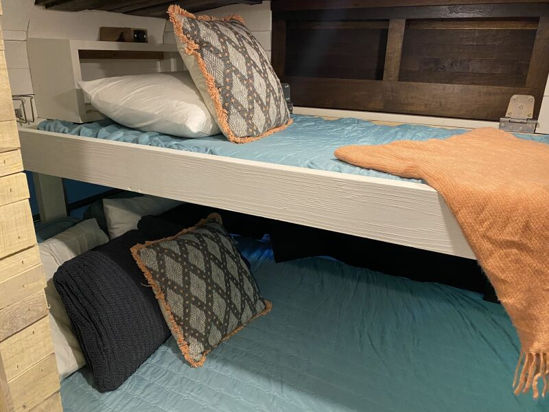 Bunk beds for van bed ideas.