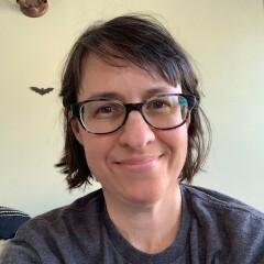 Writer Emily Reily