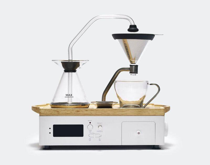 The Barisieur 2.0 Coffee Alarm Clock