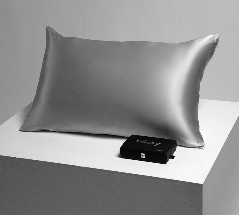 blissy 100% mulberry silk pillowcase