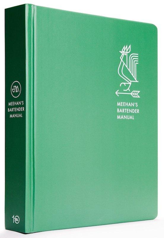 Meehan's Bartender's Manual