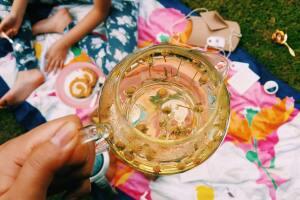 Chamomile tea can be a natural sleep aid