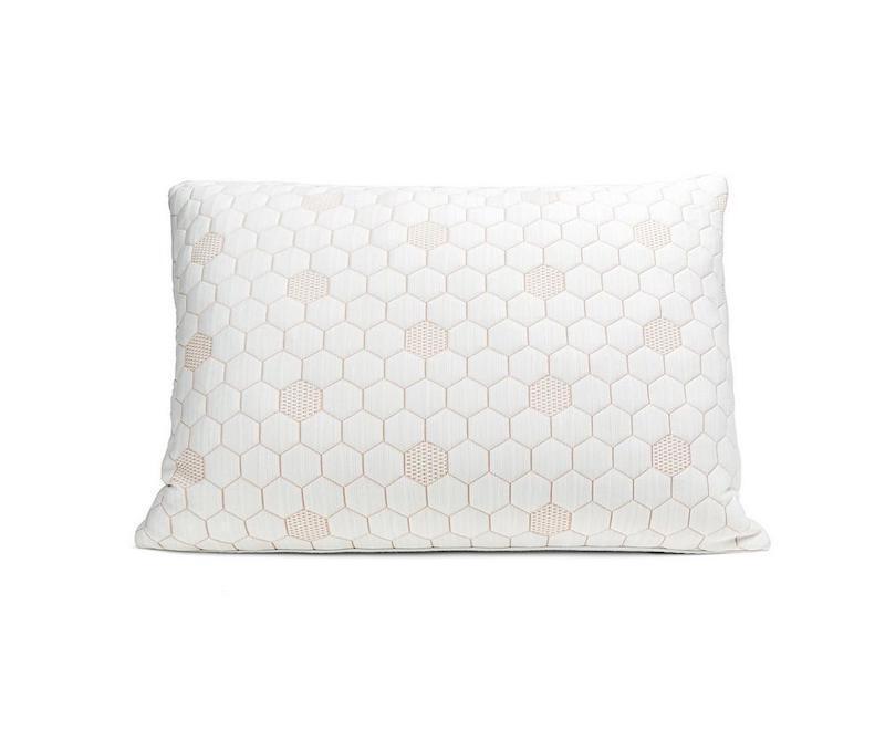 MOLECULE copperwell pillow