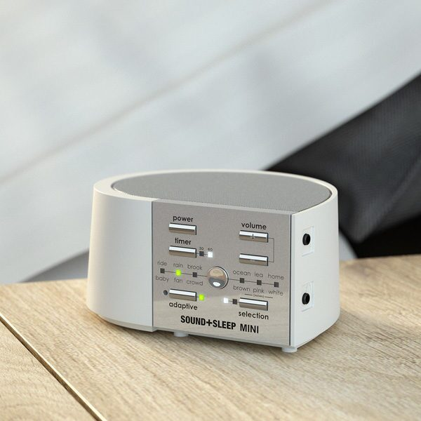 Sound+ Sleep MINI Sleep Sound Machine