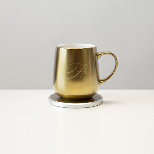 OHOM UI Warming Mug in Gold