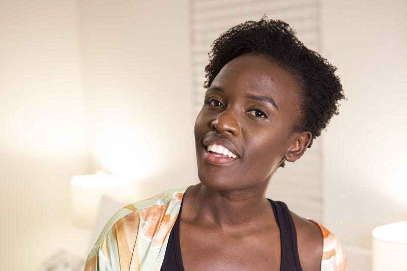 Portrait of Grace Eleyae